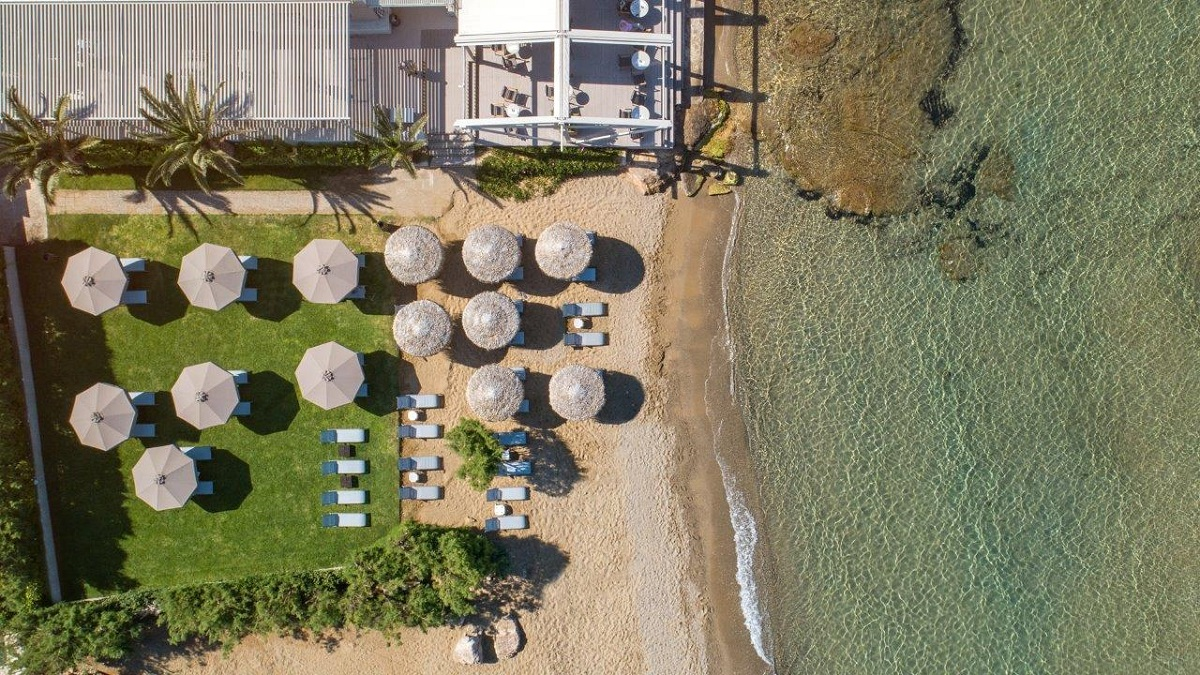 Divani Apollon - Private Beach