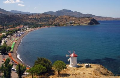 Eresos, Lesvos Island. Photo Source: Municipality of Lesvos