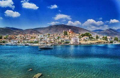 Galaxidi, Greece pixabay