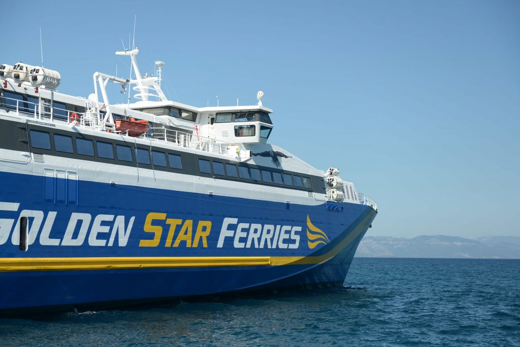 Photo Source: Golden Star Ferries