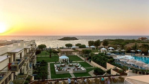 Meli Palace hotel on Crete. Photo source: Grivalia Hospitality