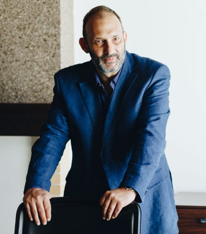 HotelBrain President and Founder Panos Paleologos. Photo source: HotelBrain
