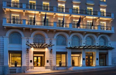 King George, a Luxury Collection Hotel.