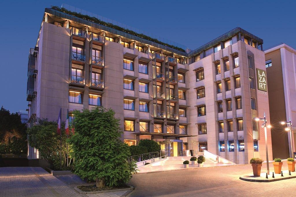 Lazart Hotel. Photo © Lazart Hotel