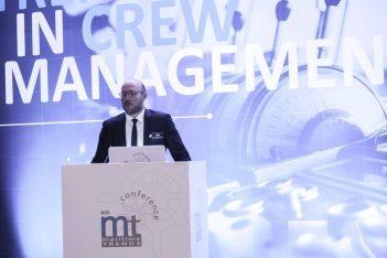 Marine Tours CEO Konstantinos Oikonomou