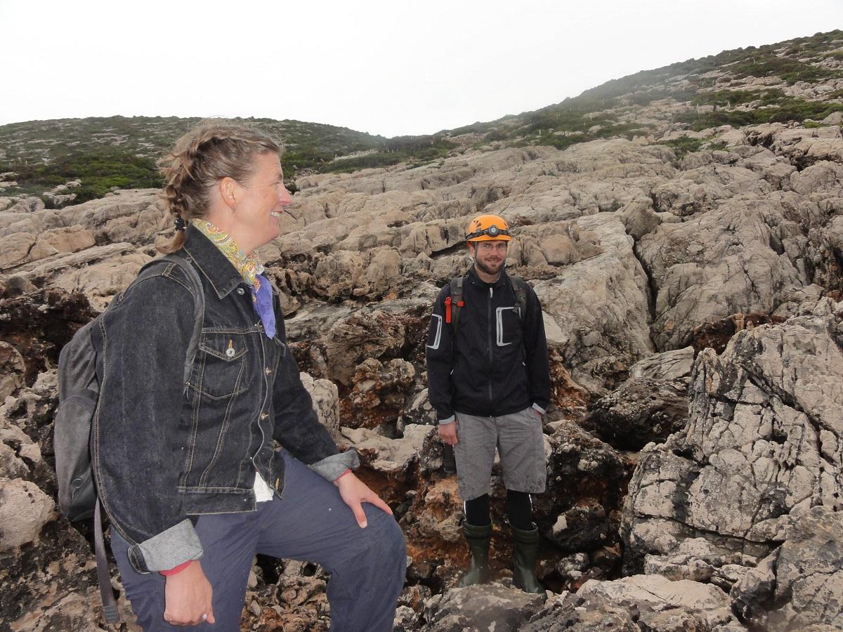 Martin Finne and Karin Holmgren.