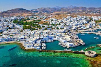 Paros Island. Photo © www.hostelbay.com
