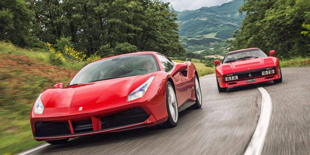 Photo source: Ferrari Club Passione Rossa