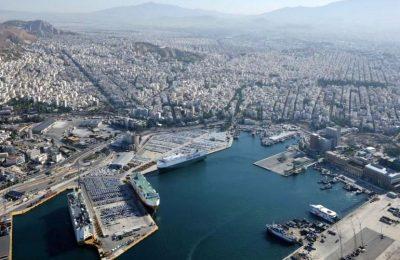Photo source: Piraeus Port Authority