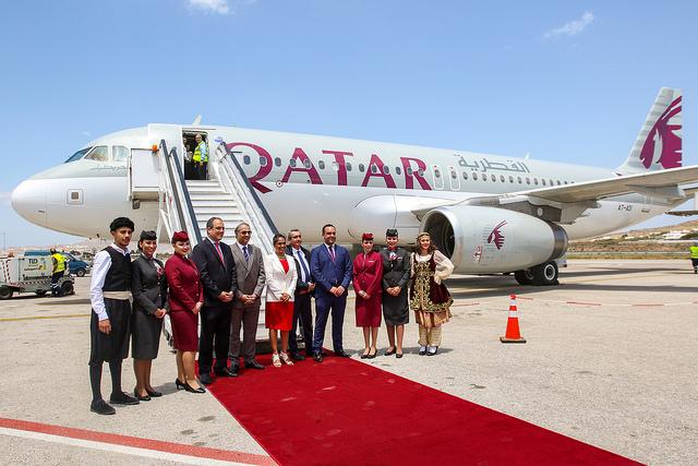 Image result for qatar airways