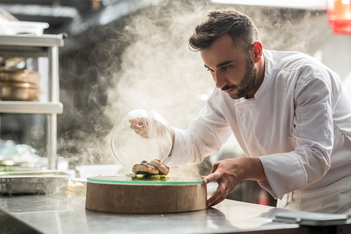 Chef Savvas Lichanidis