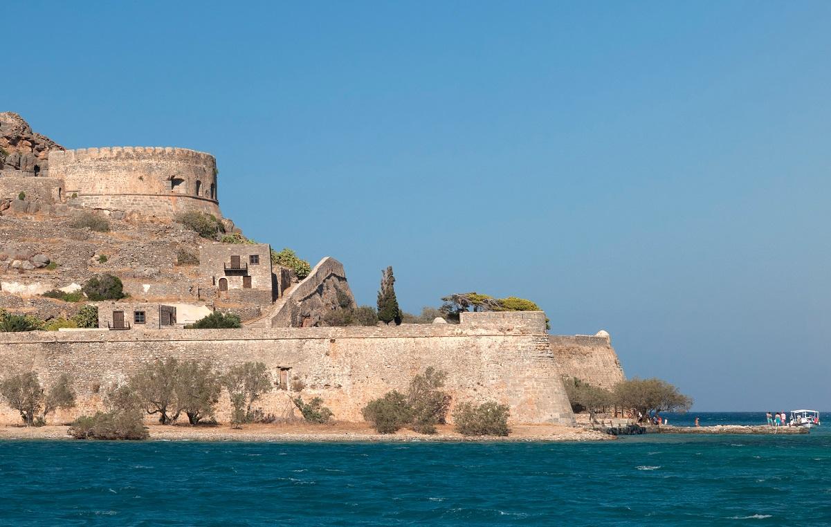 Spinalonga, Elounda, Crete.