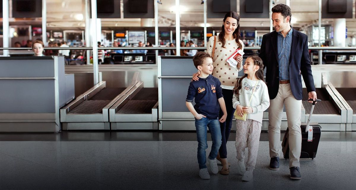 Turkish Airlines topped the long-haul frequent flyer reward list with its Miles&Smiles program. Photo source: Turkish Airlines