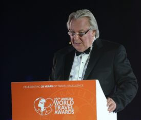 WTA President & Founder Graham Cooke. Photo source: WTA