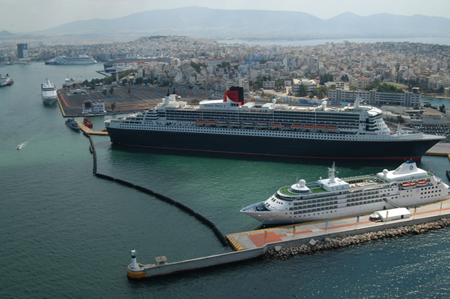 Photo Source: Piraeus Port Authority