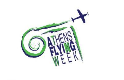 Athens Flying Week logo