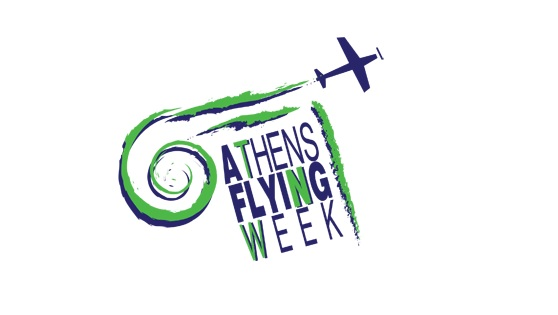 Athens Flying Week logo