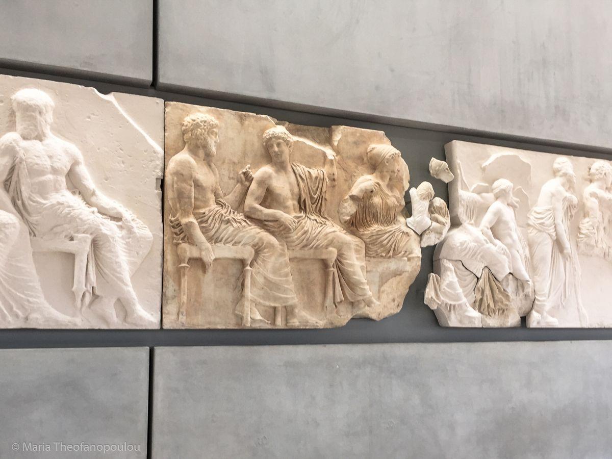 Acropolis Museum Head Says Return Of Parthenon Marbles The