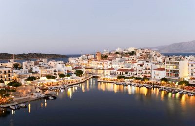 Agios Nikolaos, Crete Photo Source: Municipality of Agios Nikolaos