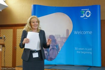 Eva Karamanou, General Manager Greece & Cyprus and Deputy Regional Manager Southern Europe