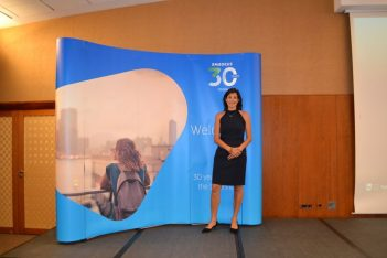 Patricia Simillon, Head of Strategic Marketing, Airlines.