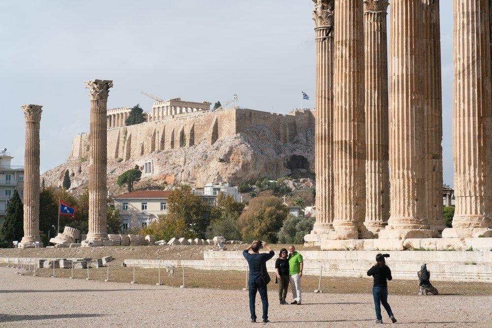 Athens. Greece Photo Source: @Athens Attica