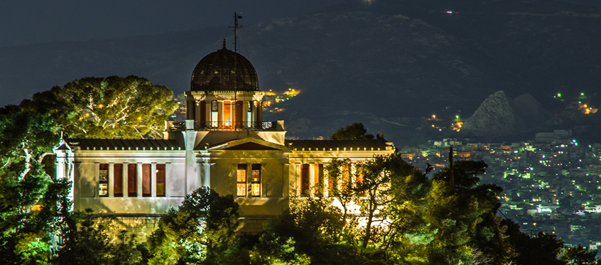 Athens Observatory. Photo Source: This is Athens