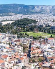 Athens, Greece. Photo Source: @This is Athens