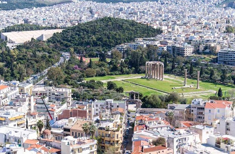 Athens Pouring €9 5m into City Center Revamp - GTP Headlines
