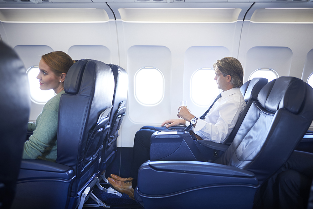 Cobalt Air business class
