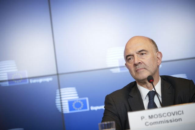 Pierre Moscovici, European Commissioner for Economic and Financial Affairs, Taxation and Customs. Copyright: European Union