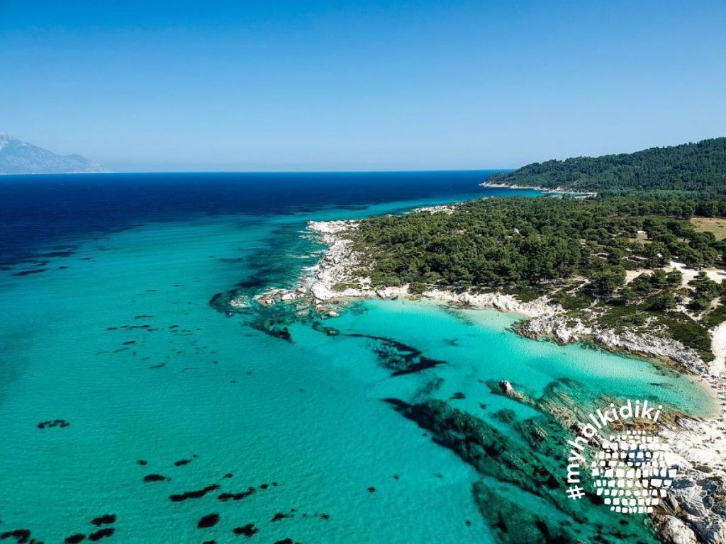 Photo source: Halkidiki Tourism Organization / @dobespavel