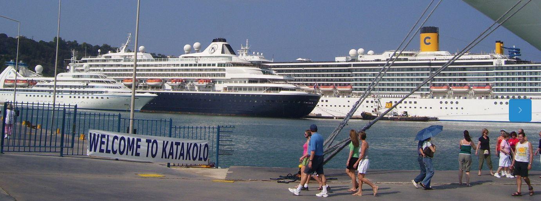 Photo source: Port of Katakolon