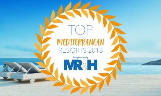 Top Mediterranean Awards 2018 by MR&H Forum