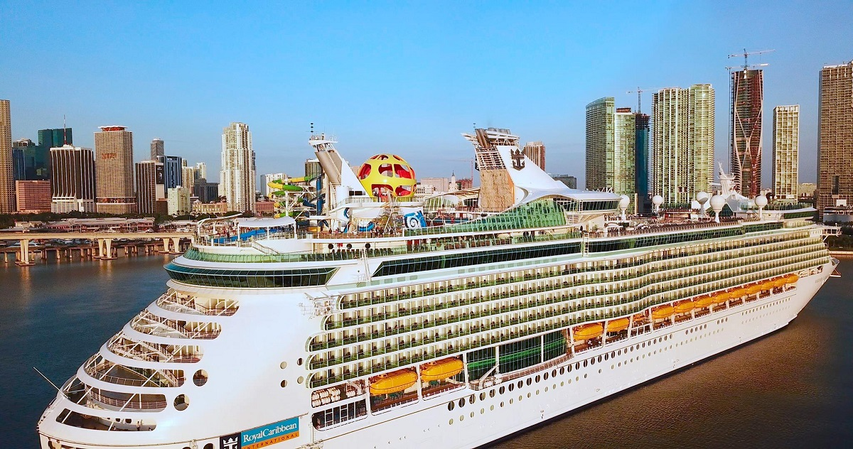 Mariner Of The Seas >> Royal Caribbean Invests 120m In Mariner Of The Seas To Attract