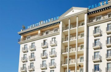 Photo Source: Mediterranean Palace Hotel