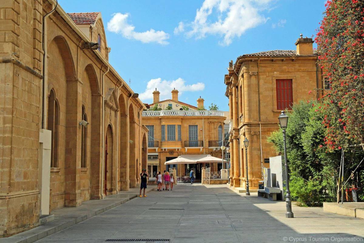 Nicosia. Photo source: Cyprus Tourism Organization