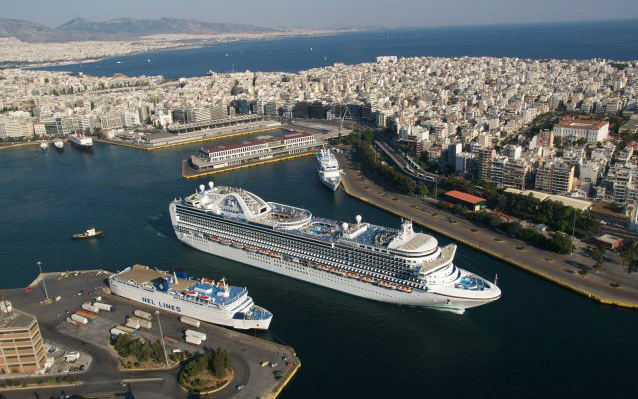 Photo Source: Municipality of Piraeus