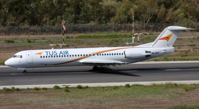 Photo source: TUS Airways