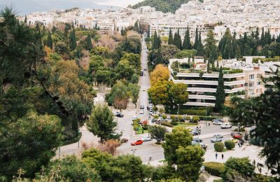 Athens, Greece. Photo Source: This is Athens
