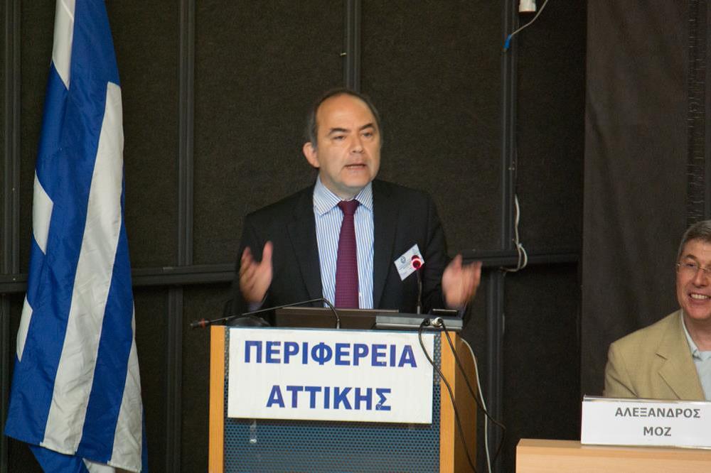 Χρήστος Λεοντόπουλος, Αντιπρόεδρος ΠΕΠ | πηγή: iForce Επικοινωνίες Α.Ε.