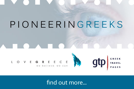 PIONEERING GREEKS