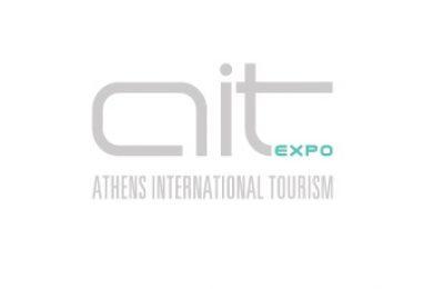 Athens International Tourism Expo logo