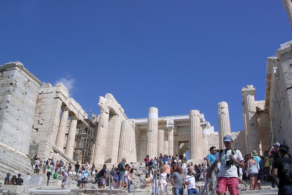 The Acropolis, Athens. © GTP