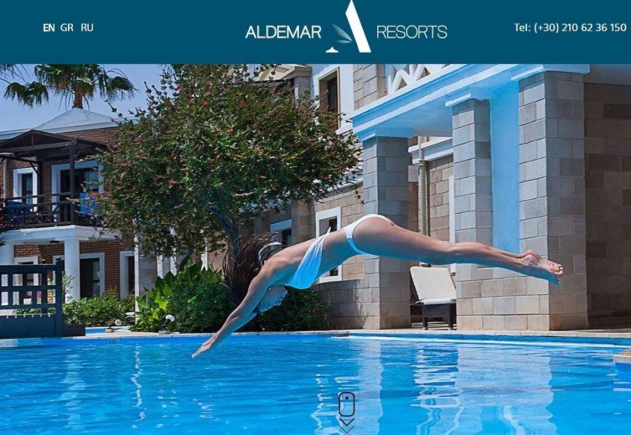 Aldemar Resorts Launches Nine New Websites - GTP Headlines