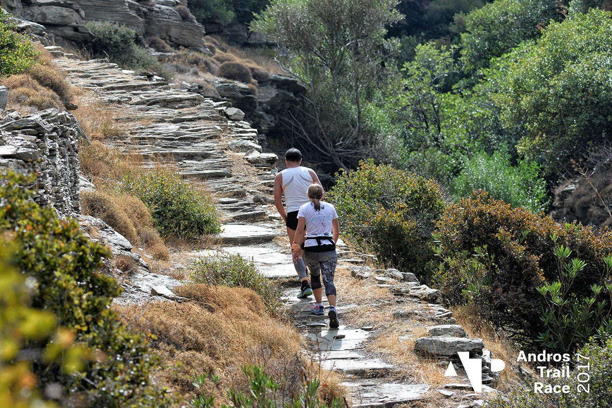 Andros Trail Race 2017 24km