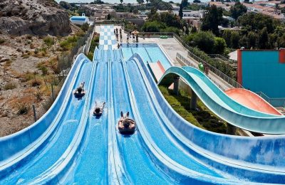 Aquatica Water Park, Kardamena, Kos. Photo Source: Aquatica Waterpark