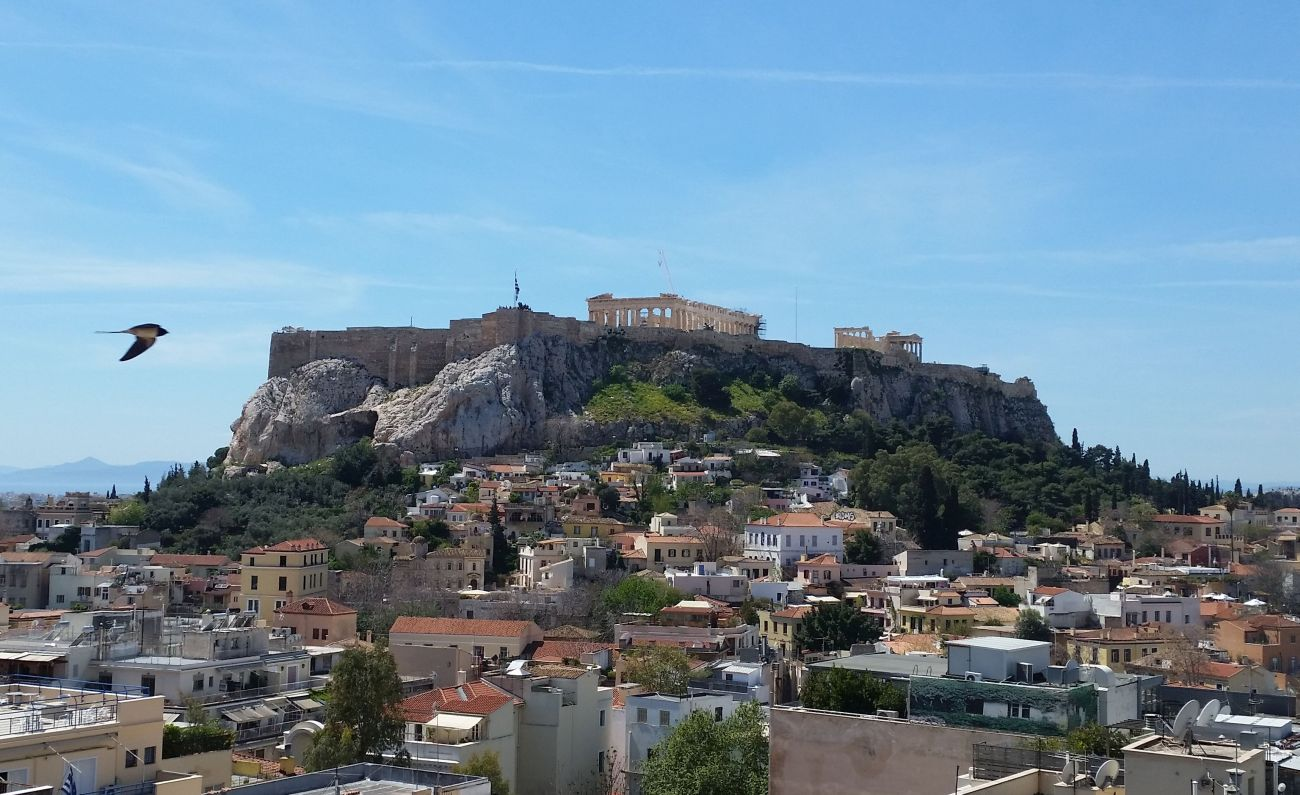Acropolis, Athens Photo by GTP
