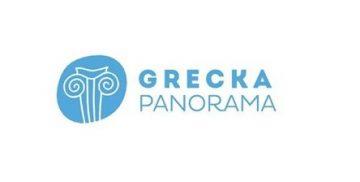 Grecka Panorama logo