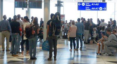 Heraklion Airport, Crete